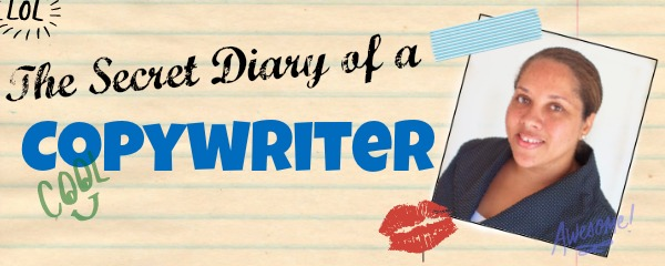 Secret diary of a copywriter
