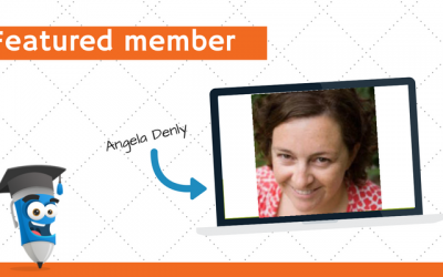 Featured member: Angela Denly