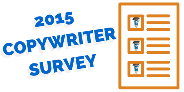 2015 FREELANCE COPYWRITER SURVEY