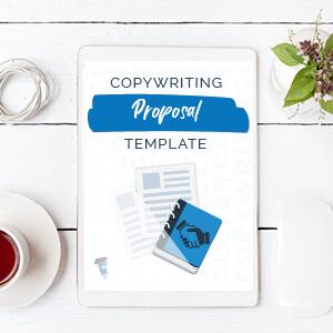 Copywriting Proposal Template