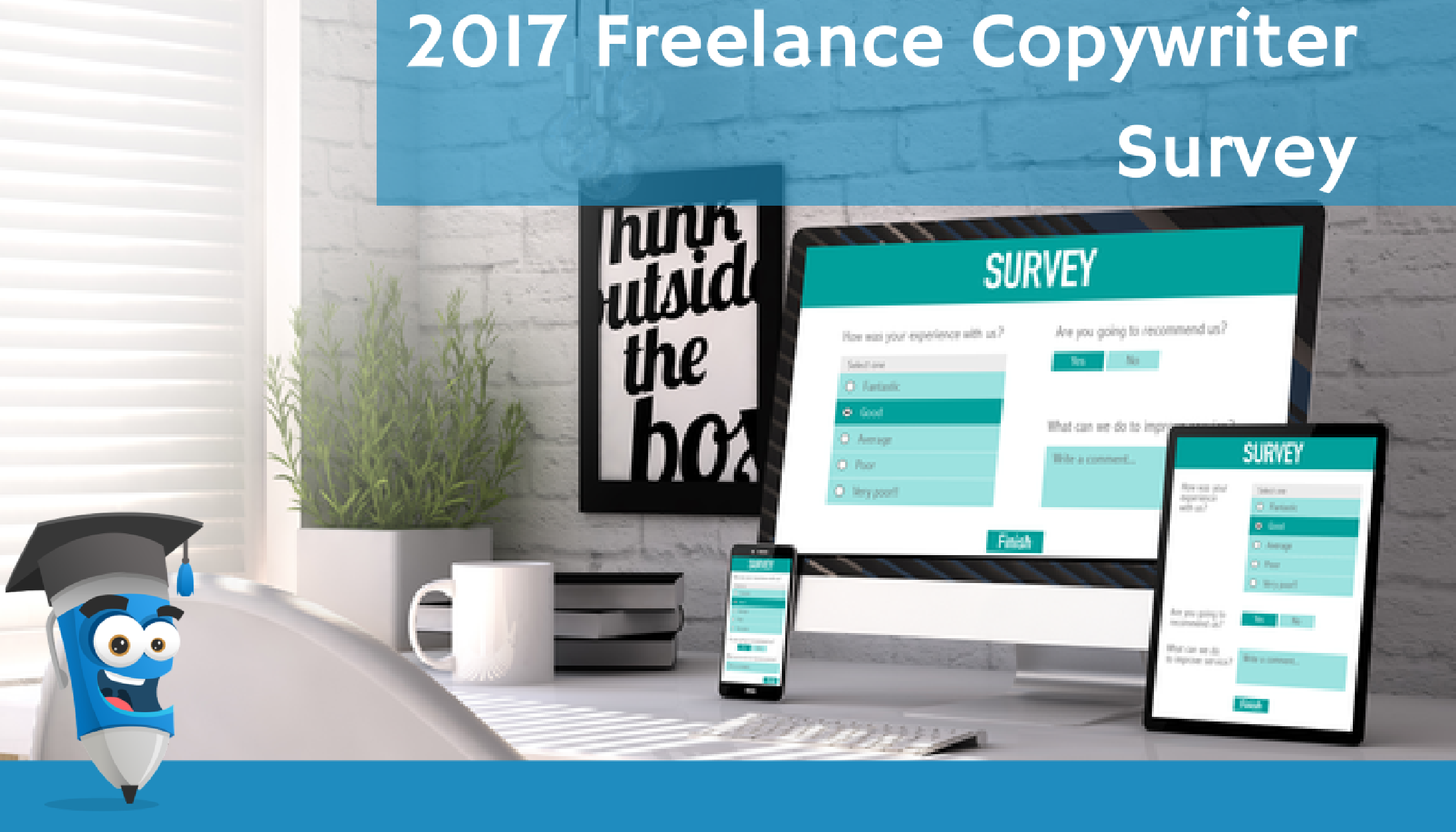 2017 Freelance Copywriting Survey