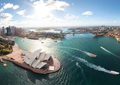 Sydney-aerial