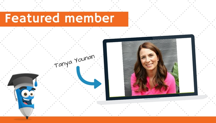 Featured member: Tanya Younan