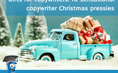 Gifts for copywriters: 16 sensational copywriter Christmas pressies