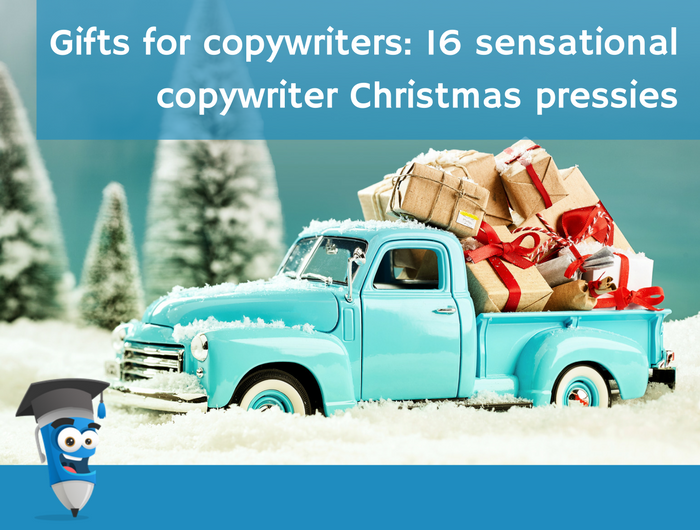 Gifts for copywriters: 16 sensational copywriter Christmas pressies