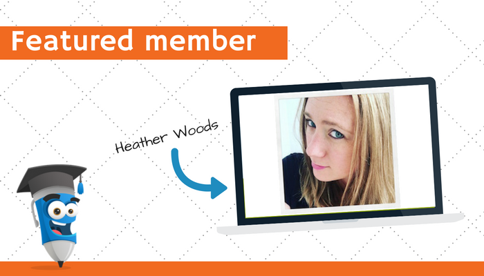 Featured member: Heather Woods