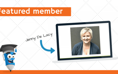 Featured member: Jenny De Lacy