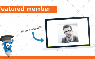 Featured member: Matt Fenwick
