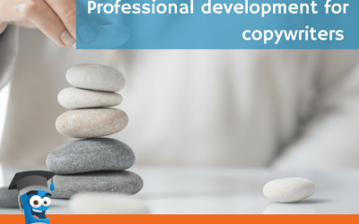 Professional development for copywriters
