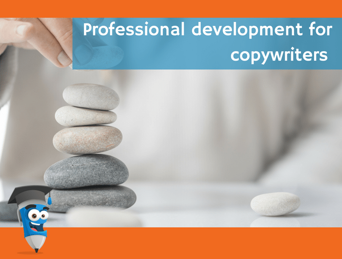 Professional development for copywriters