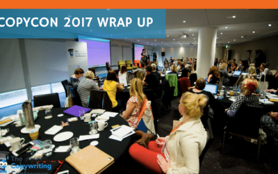 CopyCon 2017: More takeaways than a fish and chip shop
