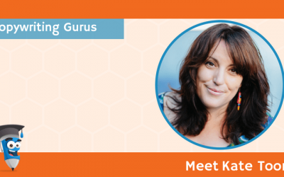 Copywriting Gurus: Meet Kate Toon