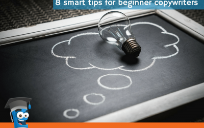 8 smart tips for beginner copywriters