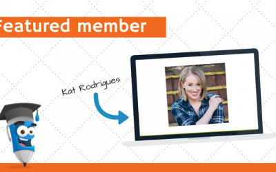 Featured member: Kat Rodrigues