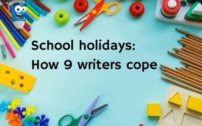 School holidays: How 9 copywriters cope