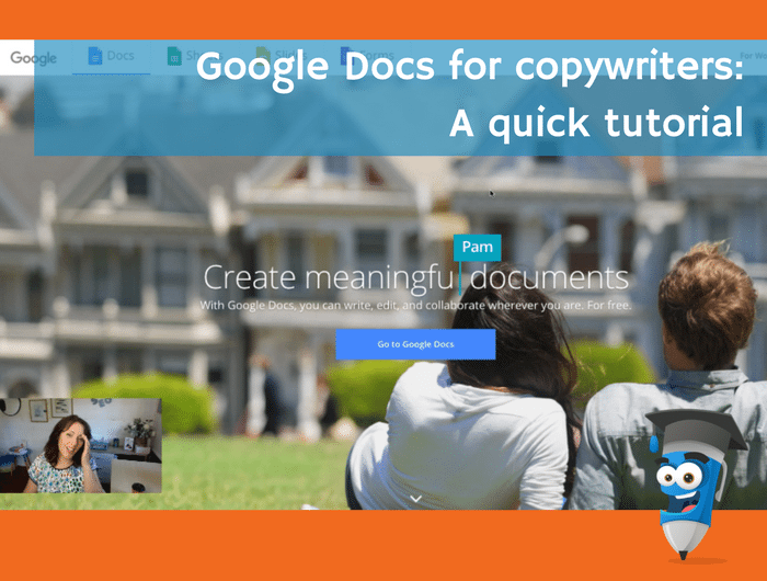 Google Docs for copywriters: A quick tutorial
