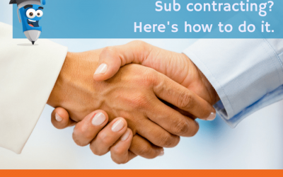 Copywriting sub contracting: A how to guide