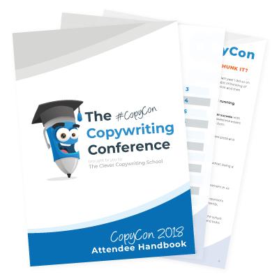 copycon 2018 attendee handbook