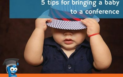 5 tips for bringing a baby to a conference