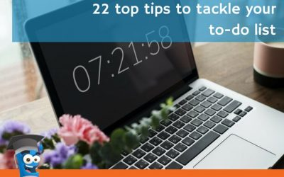 22 top tips to tackle your to-do list