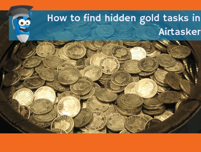 How to find hidden gold tasks in Airtasker