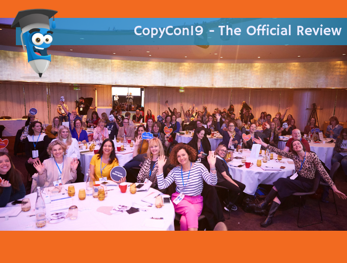 CopyCon19: The Official Review