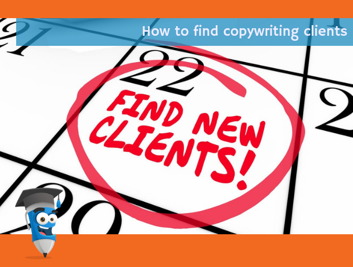 How to find copywriting clients