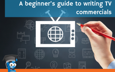 A beginner's guide to writing TV commercials