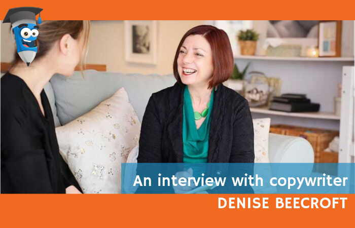 An interview with Copywriter Denise Beecroft