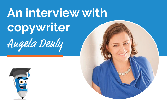An interview with Copywriter Angela Denly