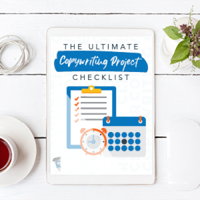 The Ultimate Copywriting process checklist