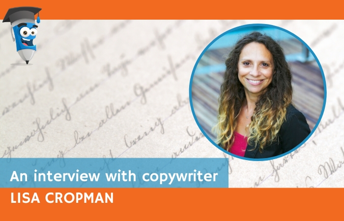 An interview with Copywriter Lisa Cropman