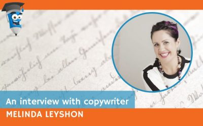 An interview with Copywriter Melinda Leyshon