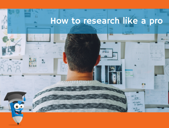How to research like a pro