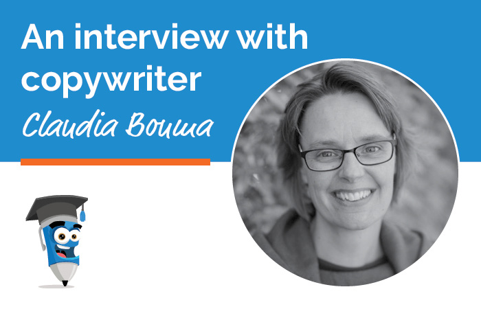 An interview with Copywriter Claudia Bouma