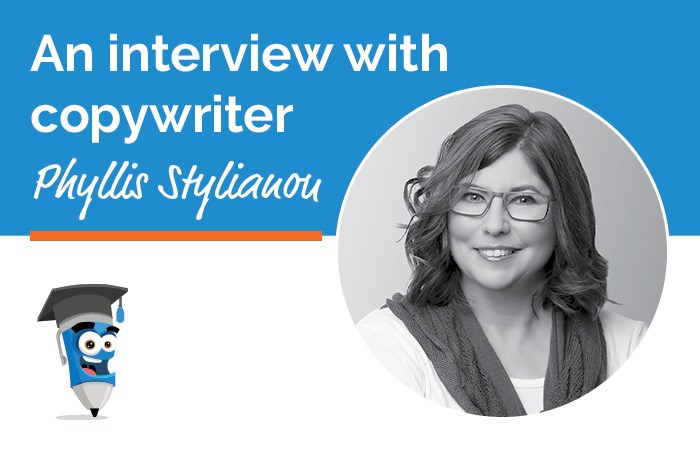 An interview with Copywriter Phyllis Stylianou