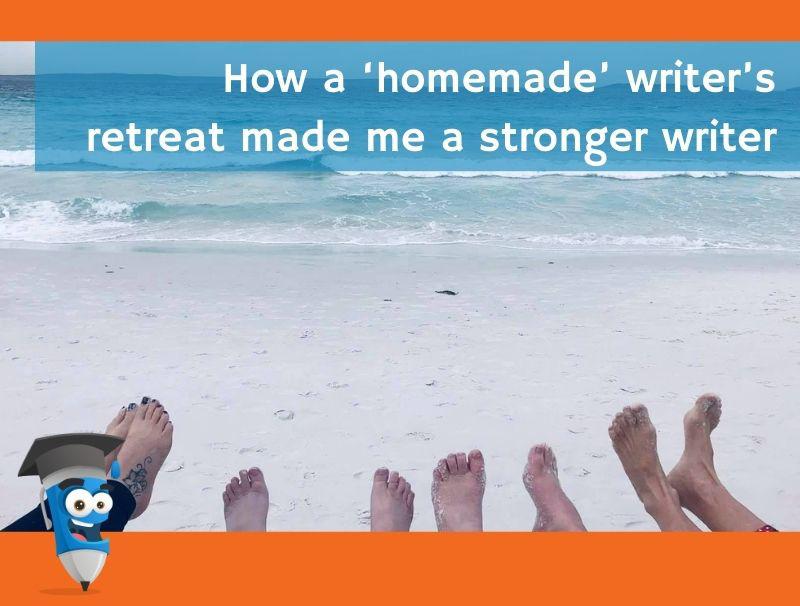 How a 'homemade' writer's retreat made me a stronger writer