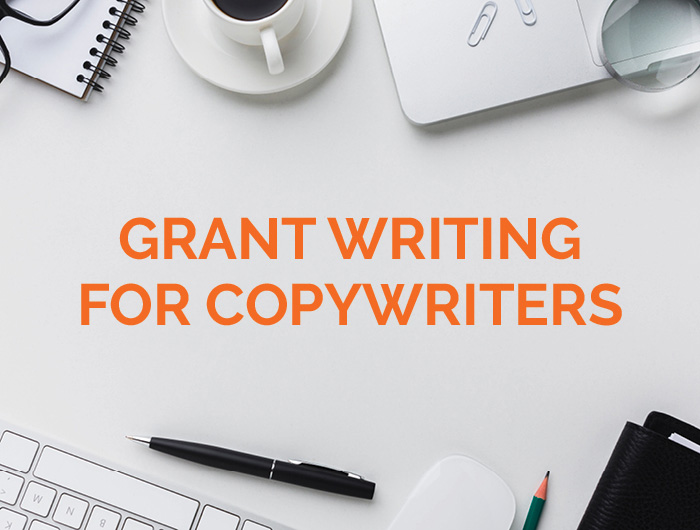 Grant Writing for Copywriters