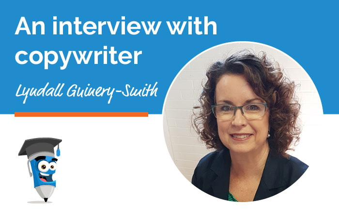 An interview with Copywriter Lyndall Guinery-Smith