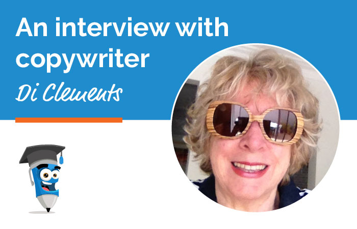 An interview with Copywriter Di Clements