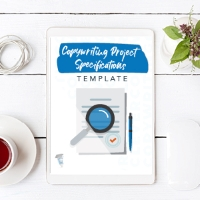Copywriting Project Specifications Template Free
