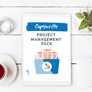 Copywriter Project Management Pack