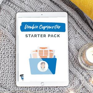 Newbie Copywriter Starter Pack